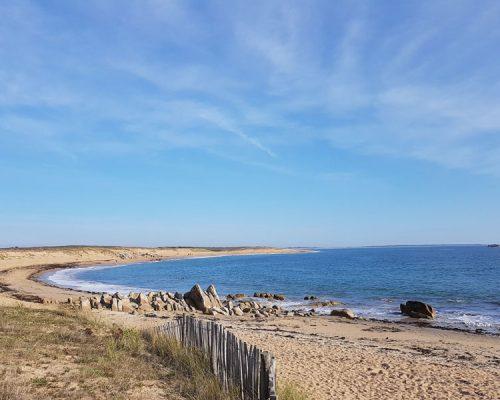plage de Kerouriec